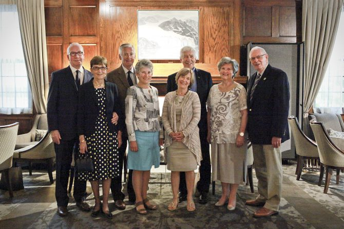 CCAPP Former Executive Directors Attend 25th Anniversary Celebration